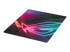 Asus ROG Strix Edge Vertical Gaming Mouse Pad w  Anti-Fray Stitching & Non-Slip Base, ROG STRIX EDGE, 34759437, Ergonomic Products