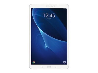 Samsung Galaxy Tab A 16GB WiFi 10.1 Android White, SM-T580NZWAXAR, 32178962, Tablets
