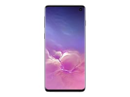 Samsung Galaxy S10 Smartphone, 128GB, Prism Black (Unlocked), SM-G973UZKAXAA, 36749339, Cell Phones