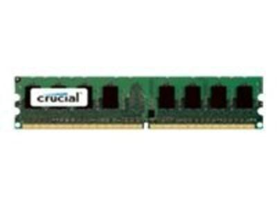 Crucial 4GB PC3-12800 240-pin DDR3 SDRAM DIMM, CT51264BD160B, 14854541, Memory