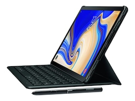 Samsung TAB S4 BLK KEYBOARD BOOK COVER SYSTFOR SM-T830NZKAXAR   SM-T830NZKLXAR, EJ-FT830UBEGUJ, 36020169, Carrying Cases - Tablets & eReaders