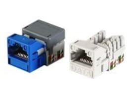 Systimax GigaSPEED XL MGS400 Series Cat6 U UTP Information Outlet , Orange, MGS400-112, 11029423, Premise Wiring Equipment