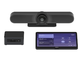 Logitech LOGITECH TAP-MICROSOFT TEAMS AND SKYPE WITH TAP VIDEO CONFERENCING SMA, TAPMSTSMALL, 36900537, Audio/Video Conference Hardware