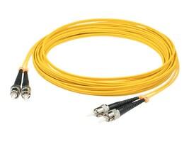 ACP-EP Fiber Patch Cable, ST-ST, 9 125, Singlemode, Duplex, 1m, ADD-ST-ST-1M9SMF, 14483605, Cables