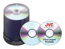 Microboards 16x JVC Taiyo Yuden Silver DVD-R Media (600-pack), JDMR-ZZ-SB16, 13492681, DVD Media