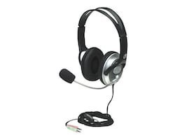 Manhattan Stereo Headset, 175555, 16817496, Headsets (w/ microphone)