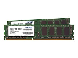 Patriot Memory PSD316G1600K Main Image from Front