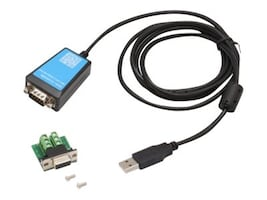 Syba USB 2.0 Type A to DB9 Serial (RS232 422 485) Converter Cable, SY-ADA15059, 33630252, Cables