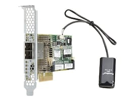 HPE Smart Array P431 2GB FBWC 12Gb 2-ports Ext SAS Controller, 698531-B21, 16455245, Storage Controllers