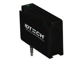 ID Tech Unipay MSR Track 3 Smart Card Reader, Black (Kits Only), IDMR-AJ80133, 18315211, Magnetic Stripe/MICR Readers
