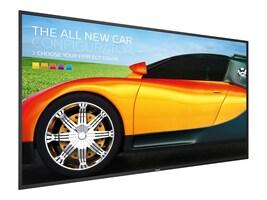 Philips 85.6 Q-Line 4K Ultra HD LED-LCD Display, Black, 86BDL3050Q, 35020554, Monitors - Large Format