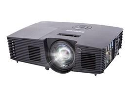 InFocus IN116V WXGA 3D-Ready DLP Projector, 3500 Lumens, Black, IN116V, 34381809, Projectors