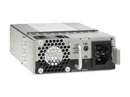 Cisco AC Power Supply Reversed Airflow Port Side Intake for Nexus 2000 3000, N2200-PAC-400W-B=, 31484503, Power Supply Units (internal)