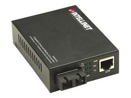 Intellinet Gigabit Ethernet Media Coverter, 506533, 16827070, Network Transceivers