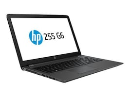 HP 255 G6 1.5GHz E2 series 15.6in display, 1LB15UT#ABA, 33978021, Notebooks