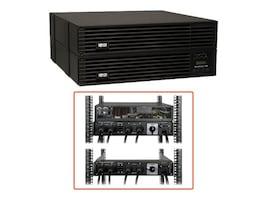Tripp Lite SmartOnline EZ-series 6000VA 4U RM Tower Online UPS L6-30P Input, (2) L6-20R (2) L6-30R Outlets, SU6000RT4UHV, 11605769, Battery Backup/UPS