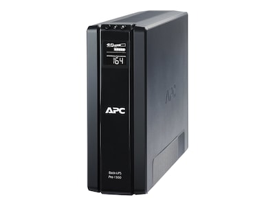 APC Power-Saving Back-UPS Pro 1500VA 865W 5-15P Input, BR1500G, 35945186, Battery Backup/UPS