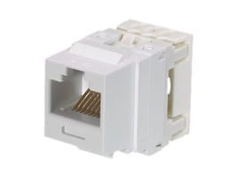 Panduit 1-Port Modular Jack 110 8W8P UTP, NK688MEI, 12198771, Premise Wiring Equipment
