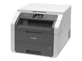 Brother HL-3180CDW Digital Color Printer w  Convenience Copying & Scanning, HL-3180CDW, 30756677, MultiFunction - Laser (color)