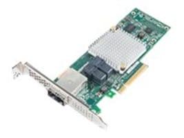 Adaptec ADAPTEC HBA 1000 - 8I8E SINGLE, 2288500-R, 41120365, Controller Cards & I/O Boards