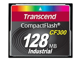 Transcend Information TS128MCF300 Main Image from Front