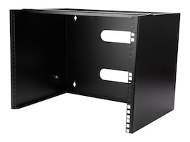 StarTech.com 8U Wall Mount Patch Panel Bracket for 12in Shallow Equipment, WALLMOUNT8, 32858319, Racks & Cabinets