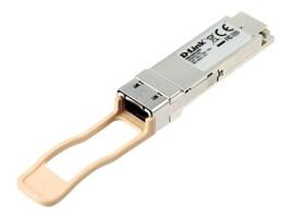 D-Link 40GBase-SR4 MM OM3 (100m) OM4 (150m) QSFP+ Transceiver, DEM-QX01Q-SR4, 34034081, Network Transceivers