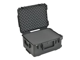 Samsonite Military Standard Injection Molded Case, 20.5 x 15.5 x 10 Cube Foam, Wheels and Handle, 3I-2015-10B-C, 5678523, Carrying Cases - Other