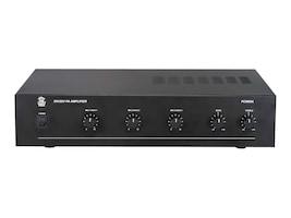 Pyle 100W Power Amplifier w  25 & 70 Volt Output, PCM60A, 16852101, Stereo Components