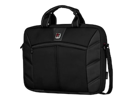 Wenger SHERPA 16IN LAPTOP SLIMCASE, 605295, 41056925, Carrying Cases - Other