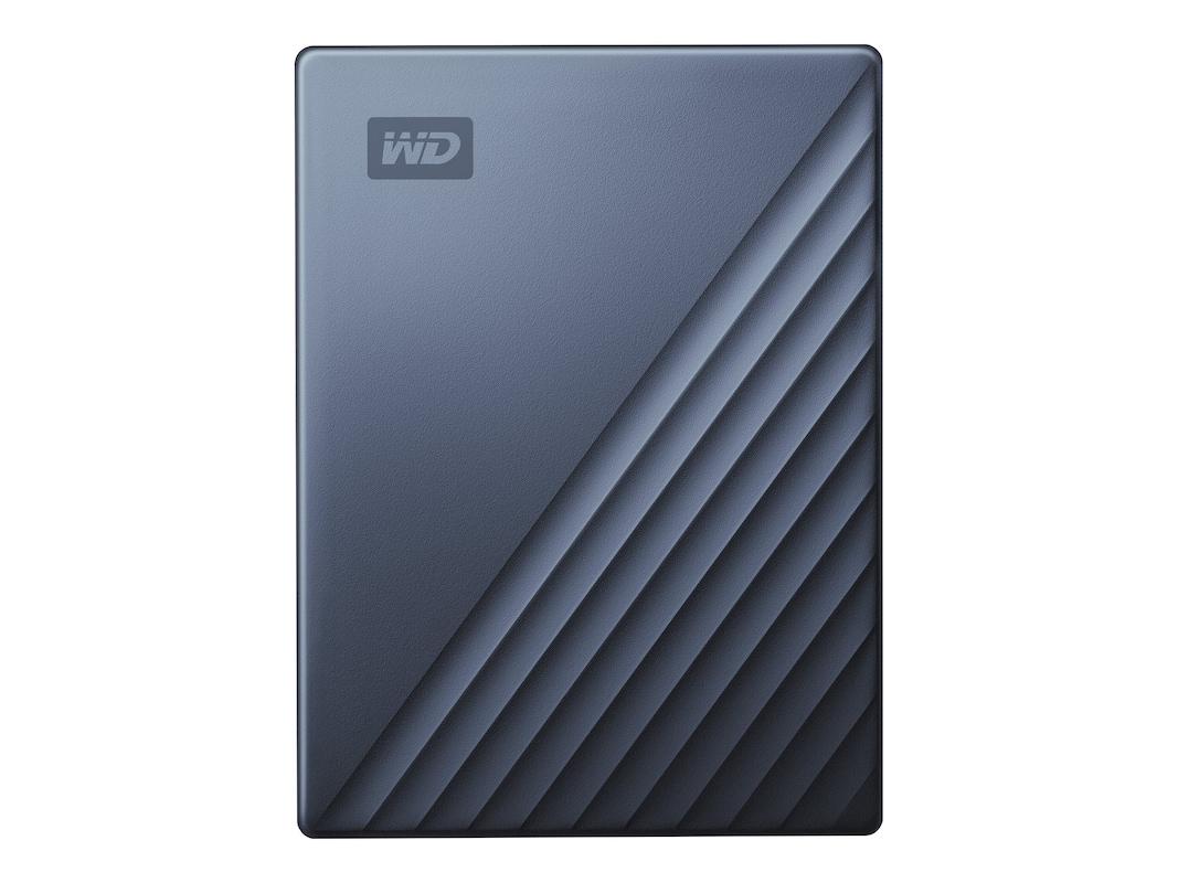 WD 4TB WD My Passport Ultra USB-C Portable Hard Drive - Blue