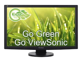 ViewSonic 21.5 VG2233SMH Full HD LED-LCD Monitor, Black, VG2233SMH, 19251176, Monitors