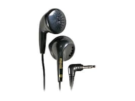 Maxell Budget Stereo Earbuds, 190560, 9541428, Headphones
