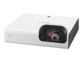 Sony VPL-SX236 Main Image from Right-angle