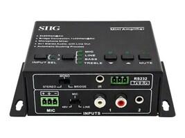 Siig Mini Digital Amplifier, CE-AU0011-S1, 36082301, Microphones & Accessories