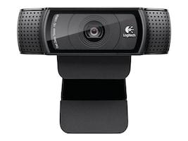 Logitech HD Pro Webcam C920, 960-000764, 13443687, WebCams & Accessories