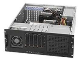 Supermicro SuperChassis 842TQ-865B, Black, CSE-842TQ-865B, 12331704, Cases - Systems/Servers