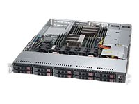 Supermicro SYS-1028R-WTRT Main Image from Right-angle