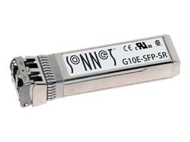 Sonnet Sonnet SFP+ Module - 1 x 10GBase-SR, G10E-SFP-SR, 18136070, Network Adapters & NICs