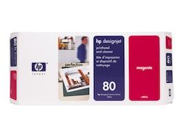 HP 80 Magenta Printhead & Cleaner, C4822A, 114178, Printer Accessories