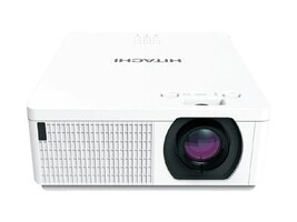 Hitachi LP-WU6500 WUXGA DLP Projector, 5000 Lumens, White, LP-WU6500, 34562271, Projectors