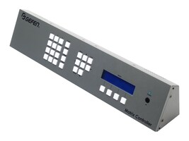 Gefen Video or KVM-over-IP Matrix Controller, EXT-CU-LAN, 21486556, KVM Displays & Accessories