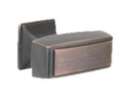 Middle Atlantic 1-Bay Knob Accessory - Classic Bronze, ACC-KNOB1-CBT, 37013534, Furniture - Miscellaneous
