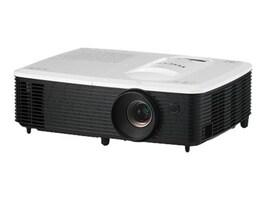 Ricoh PJ S2440 SVGA DLP Projector, 3000 Lumens, Black White, 432164, 34832391, Projectors