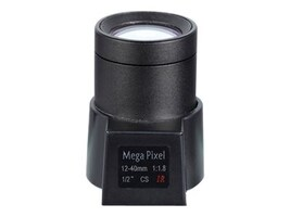Samsung 6 Megapixel Day Night Varifocal 1 2 Lens for CS Mount Cameras, SLA-E-M1240DN, 21404768, Camera & Camcorder Lenses & Filters