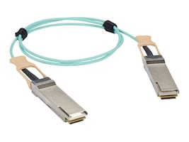 Black Box QSFP-100G-AOC3M-BB Main Image from Left-angle