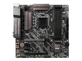 MSI Computer Z370M MORTAR Main Image from Front