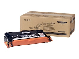Xerox Black Toner Cartridge for Phaser 6180 Series Printers, 113R00722, 7437740, Toner and Imaging Components