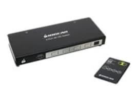 Aten 4 Port 4K Switch HDMI, GHSW8441, 35874787, Switch Boxes