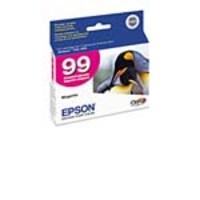 Epson Magenta 99 Ink Cartridge, T099320-S, 36177342, Ink Cartridges & Ink Refill Kits - OEM